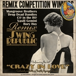 SWING REPUBLIC feat KARINA KAPPEL - Crazy In Love (Remixes) (Front Cover)