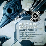WILLY REAL/DAVID PRAP - Angry Birds EP (Front Cover)