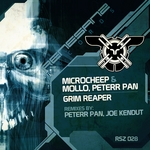 MICROCHEEP & MOLLO/PETERR PAN - Grim Reaper (Front Cover)