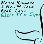 ROMERO, Rosie/BEN MALONE feat TAYA - Close Your Eyes (Front Cover)