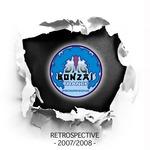 VARIOUS - Bonzai Trance Progressive: Retrospective 2007/2008 (Front Cover)
