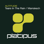 ALTITUDE - Tears In The Rain (Front Cover)