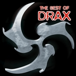 HECKMANN, Thomas P - The Best Of Drax (The Hit Collection Of Origins) (Front Cover)