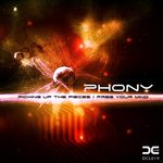 PHONY - Free Your Mind/Picking Up The Pieces (Front Cover)