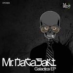MR NAGASAKI feat BRENTON MATTHEUS - Galactica EP (Front Cover)
