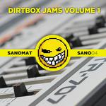 DIRTBOX JAMS - Dirtbox Jams Vol 1 (Front Cover)