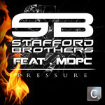 STAFFORD BROTHERS feat MDPC - Pressure (Front Cover)