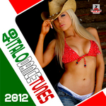 VARIOUS - 40 Italo Dance Tunes 2012 (Front Cover)