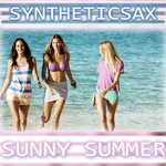 SYNTHETICSAX - Sunny Summer (Front Cover)