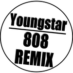 YOUNGSTAR - 808 Remix (Front Cover)