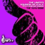 UNITED SOUNDS OF ITALY - The Vuvu Song (Front Cover)