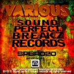 VARIOUS - SPBR THE ALBUM VOL.1 (Front Cover)