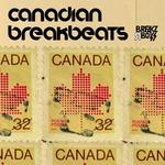 VARIOUS - Canadian Breakbeats: Volume 2 (Front Cover)