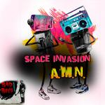 AMN - Space Invasion (Front Cover)