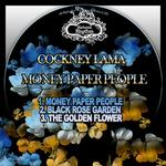 COCKNEY LAMA - Money Paper People (Front Cover)