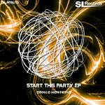 MONTEIRO, Danilo - Start This Party (Front Cover)