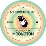 MOONOTON - Acid Rock (Front Cover)