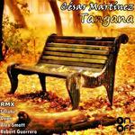 CESAR MARTINEZ - Tangana EP (Front Cover)