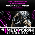 REYNOLDS, Phil/TECHNIKAL - Open Your Mind (Front Cover)