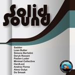 VARIOUS - SolidSound (Front Cover)