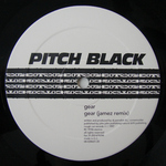 PITCH BLACK - Gear EP (Front Cover)