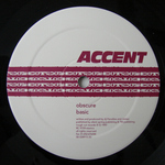 ACCENT - Dispare EP (Front Cover)