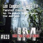 CAMPBELL, Lee/WARD TILT - Twisted Emotion (Front Cover)