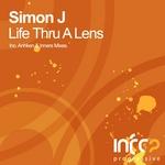 SIMON J - Life Thru A Lens (Front Cover)