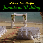 VARIOUS - 30 Songs For A Perfect Jamaican Wedding (Front Cover)