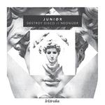 JUNIOR - Destroy Disco/Neonizer (Front Cover)