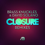 BRASS KNUCKLES/DAVID SOLANO - Closure (Front Cover)