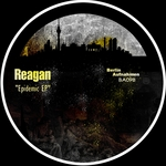 REAGAN - Epidemic EP (Front Cover)