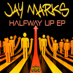 MARKS, Jay - Halfway Up EP (Front Cover)