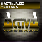 ACTI/JAJOX - SATANA (Front Cover)