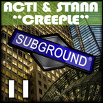 ACTI/STANA - CREEPLE (Front Cover)