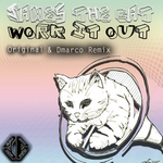JAMES THE CAT - Work It Out (Front Cover)