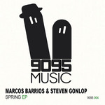 GONLOP, Steven/MARCOS BARRIOS - Spring EP (Front Cover)