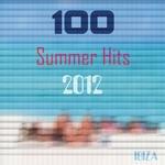 VARIOUS - 100 Summer Hits 2012 (Ibiza) (Front Cover)