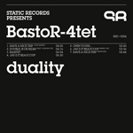 BASTOR-4TET - Duality (Front Cover)
