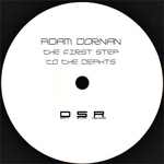 DORNAN, Adam - The First Step To The Dephts (Front Cover)