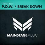 HUSMAN - POW (Front Cover)
