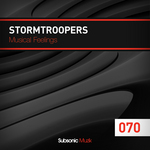 STORMTROOPERS - Musical Feelings (Front Cover)