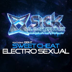 SWEET CHEAT feat Ei8ht - Electro Sexual (Front Cover)