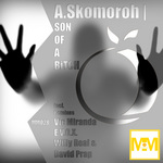 A SKOMOROH - Son Of A Bitch (Front Cover)