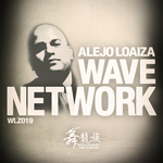 LOAIZA, Alejo - Wave Network (Front Cover)