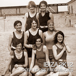 VARIOUS - Ibiza 2k12 - Deep House Frequencies (Front Cover)