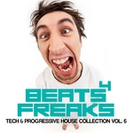 VARIOUS - Beats 4 Freaks (Tech & Progressive House Collection Vol 6) (Front Cover)
