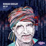 KHEGAY, Roman - MX EP (Front Cover)