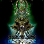 SMOKE SIGN/FUNKY DRAGON/FLOWJOB - Psychedelique (Front Cover)