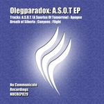OLEGPARADOX - A Sunrise Of Tomorrow EP (Front Cover)